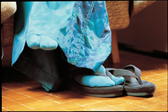 oshos feet